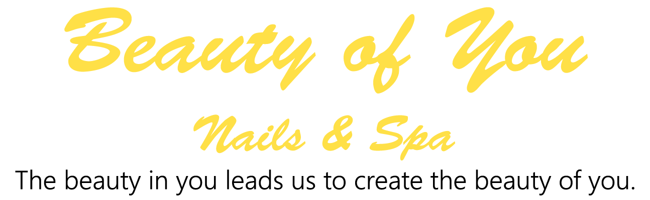 Services at Beauty of you Nails and Spa  - Nail Salon in Goldsboro NC 27534